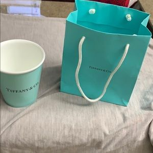 Tiffany & Co. Paper Cup